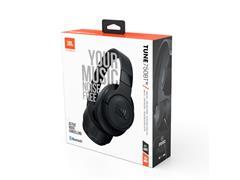 Fone de Ouvido Bluetooth Headphone JBL Tune 750 JBLT750BTNCBLK Preto - 7