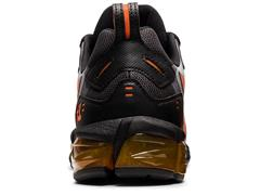 Tênis Asics Gel-Quantum 180 Graphite Grey/Marigold Orange Masculino - 3