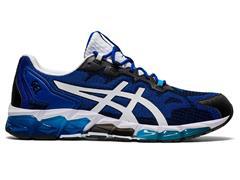 Tênis Asics Gel-Quantum 360 6 Black/Asics Blue Masculino - 1