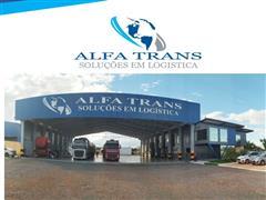 Transporte de Carga e Soluções Logísticas - ALFATRANS - 1