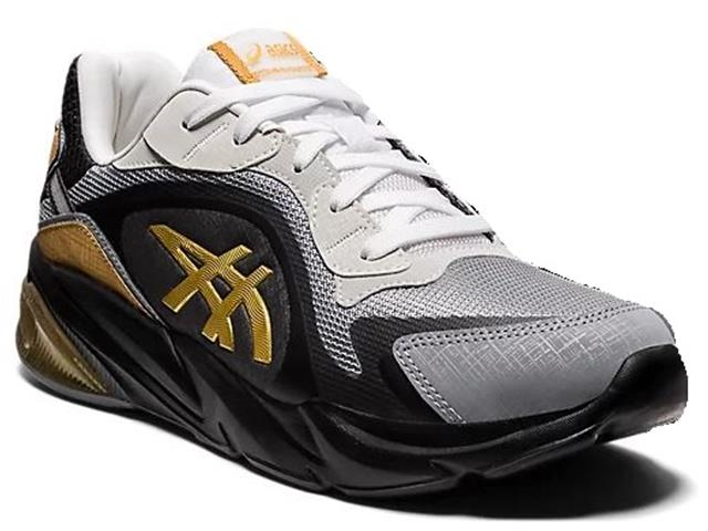 Tênis Asics Gel-Miqrum Sheet Rock/Pure Gold Masculino