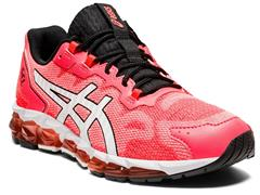 Tênis Asics Gel-Quantum 360 6 Sunrise Red/White Feminino
