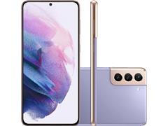 "Smartphone Samsung Galaxy S21+ 5G 256GB 6.7""8GB RAM 64+12+12MP Violeta - 0"