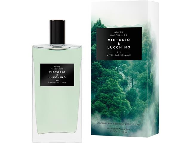 Perfume Victorio & Lucchino Masculino N1 Vitalidad Salvaje 150ML