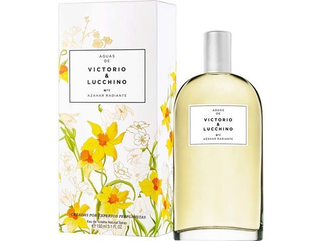 Perfume Victorio & Lucchino Feminino N1 Azahar Radiante 150ML