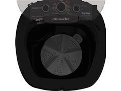 Lavadora Semiautomática Mueller Big com Aquatec 16KG Preta - 2