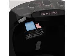 Lavadora Semiautomática Mueller Big com Aquatec 16KG Preta - 3