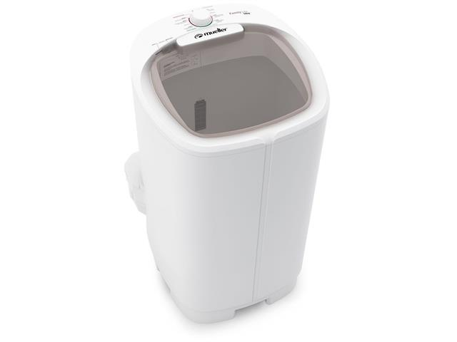 Lavadora Semiautomática Mueller Family Lite 10KG Branca