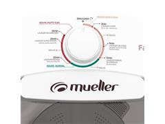 Lavadora Semiautomática Mueller Family Lite 10KG Branca - 1