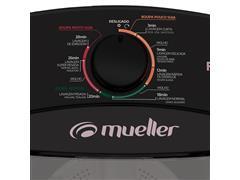 Lavadora Semiautomática Mueller Family Lite 10KG Preta - 1