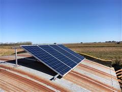 Generador solar fotovoltaico de 3kW CERRO ASPERO