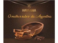 Combo 2 Ovos de Páscoa Havanna Chocolate ao Leite e Doce de Leite 400G - 4