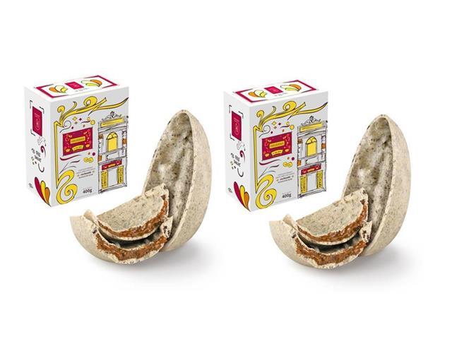 Combo 2 Ovos de Páscoa Havanna Choc Branco Cookies e DDL e Limão 400G