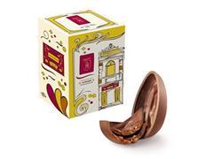 Combo 2 Ovos de Páscoa Havanna Chocolate Recheio Doce de Leite 150G - 1