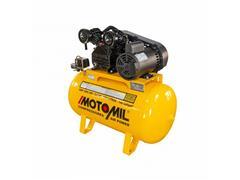 Compressor de Ar Motomil CMV-10Pl/100 Air Power 100 Litros Mono - 1