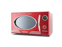 Micro Ondas Retrô Philco PMR26V Vermelho 26 Litros