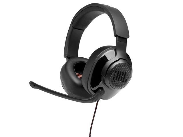 Headset Gamer JBL Quantum 300 Drivers 50mm Preto 28913177