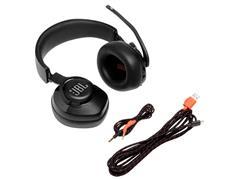 Headset Gamer JBL Quantum 400 RGB Drivers 50mm Preto 28913166 - 6