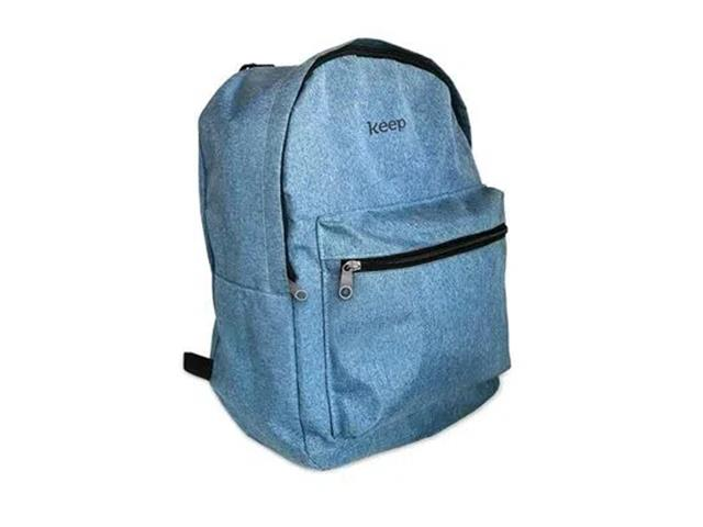 Mochila Keep BO431 Colors 15,6 Polegadas Azul