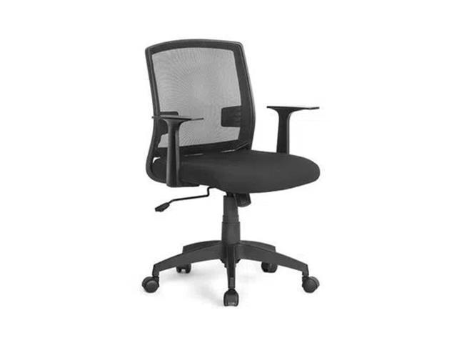 Cadeira de Escritório Multilaser GA181 Clean Office Preta