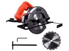 Serra Circular Black&Decker 7.1/4 1400W