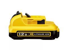 Bateria Lítion DeWalt Max XR 2,0Ah 12V - 1