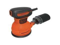 "Lixadeira Orbital Roto Orbital Black&Decker 5"" 127MM 200W"