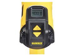 Soprador Térmico DeWalt Controle Digital Temperatura Display LCD - 1