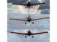 Clinica de Aplicação Aérea - GMC - 1