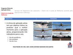 Clinica de Aplicação Aérea - GMC - 2