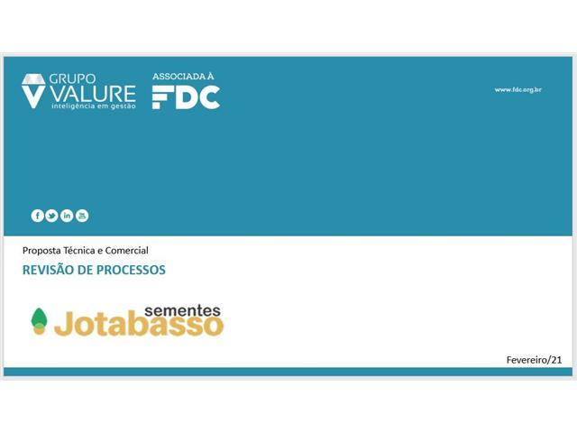 Revisão de Processos - FDC