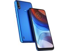 """Smartphone Motorola Moto E7 Power 32GB Tela 6.5"""" 4G Câm 13+2MP Azul - 2"""