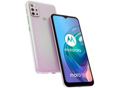 "Smartphone Motorola Moto G10 4G 64GB Tela6.5""QuadCâm 48+8+2+2MP Branco - 2"