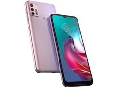 "Smartphone Motorola Moto G30 4G 128GB 6.5"" QuadCâm 64+8+2+2MP BR Lilás - 1"