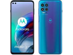 """Smartphone Motorola Moto G100 5G 256GB 6.7"""" QuadCâm 64+16+2MP+ToF Azul - 1"""