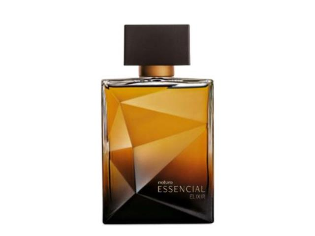 Perfume Deo Parfum Natura Essencial Elixir Masculino 100ML