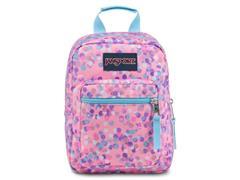 Lancheira Jansport Big Break 352L4Z8 Pink Sparkle Dot - 1