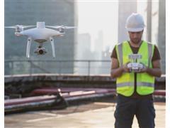 Drone DJI Phantom 4 RTK + D-RTK 2 Mobile Station Combo - 2