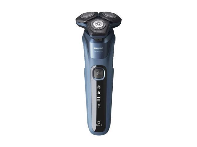 Barbeador Elétrico Philips Series 500 S5582/20 Azul Bivolt