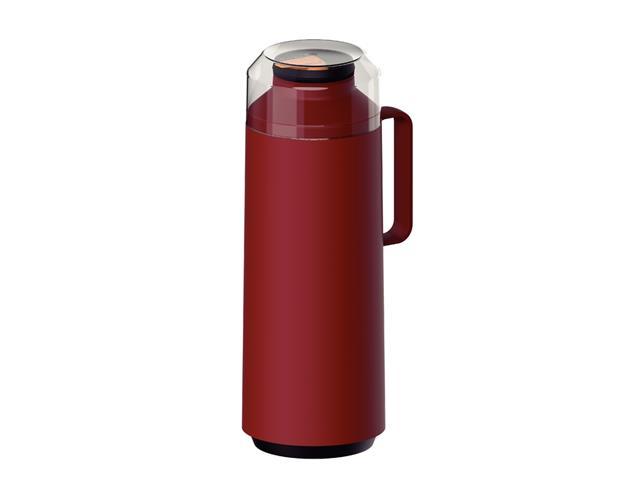 Garrafa Térmica Tramontina Exata 1 Litro Vermelha