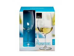 Jogo de Taças para Vinho Proportions 2 Taças de 580ML - 2