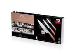 Conjunto de Cozinha 3 Peças Infinity Chefs Copper com Barra Magnética - 1