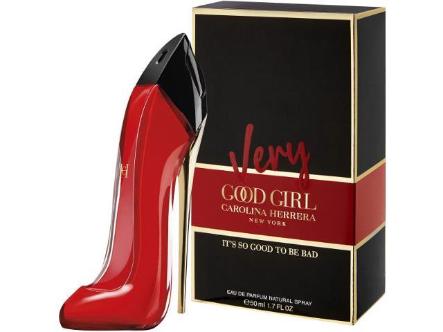 Perfume Carolina Herrera Very Good Girl Eau de Parfum Feminino 50ML