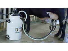 Vasilhame Plástico para Leite Unipac Milkan Ordenhadeira 40 Litros - 2