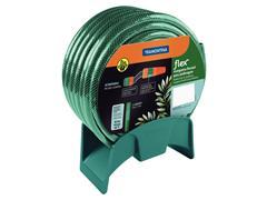 Mangueira Flex Tramontina Verde em PVC 3 Camadas 15 Metros