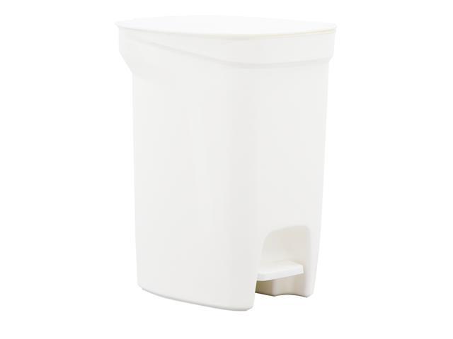 Lixeira Tramontina Compact 10 Litros Branca