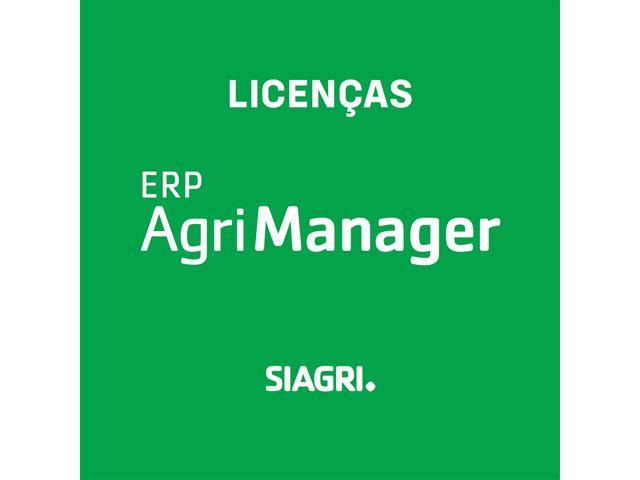 SIAGRI AgriManager - Licenças