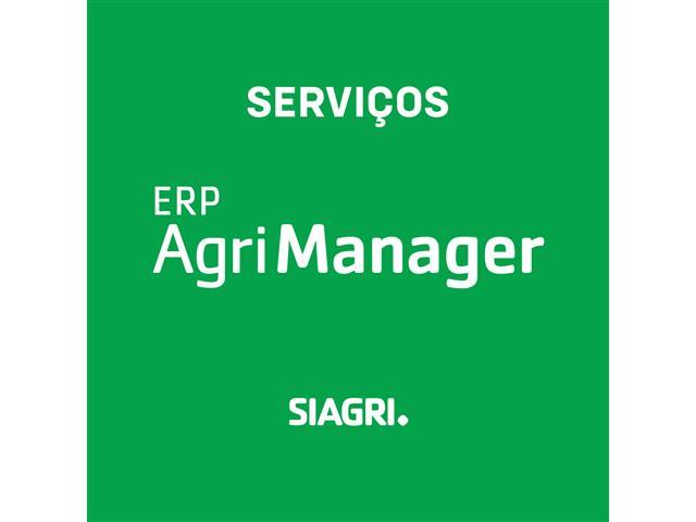 SIAGRI AgriManager - Serviços