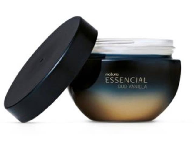 Desodorante Hidratante Corporal Natura Essencial Oud Vanilla 200G