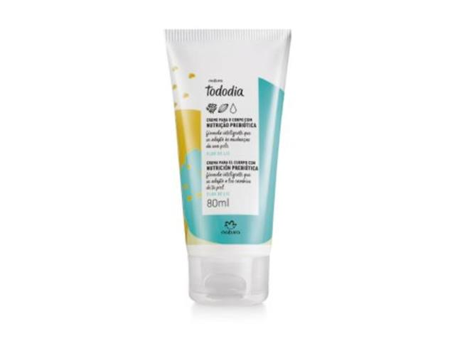 Creme Desodorante Nutritivo para Corpo Natura TodoDia Flor de Lis 80ML